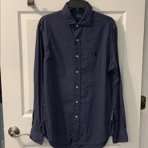 Polo by Ralph Lauren mens med slim fit worn twice